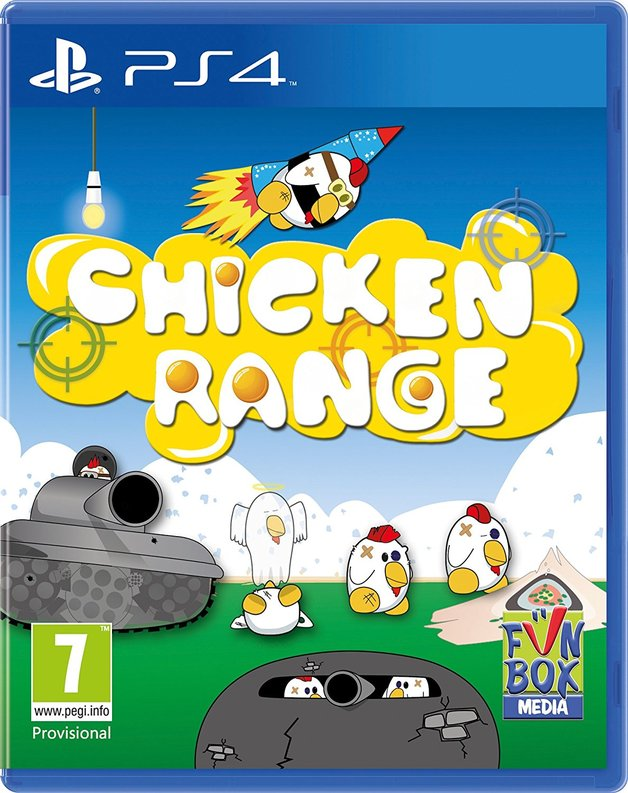 Chicken Range for PS4