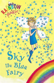 Sky the Blue Fairy by Daisy Meadows image