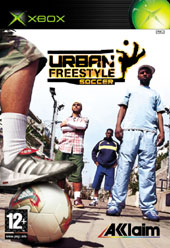 Urban Freestyle Soccer for Xbox