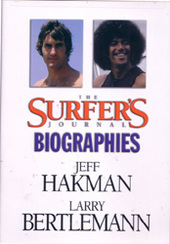 Surfer's Journal, The - Biographies: Jeff Hackman/Larry Bertlemann on DVD