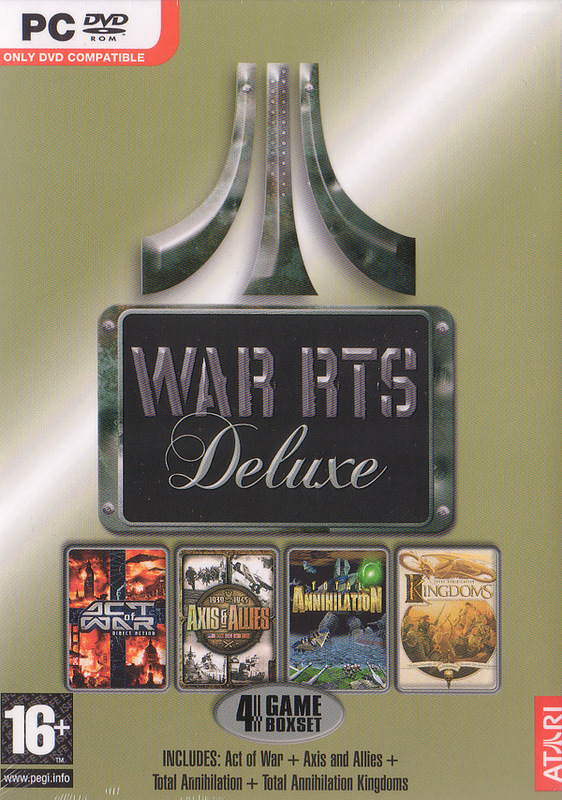 War RTS Deluxe for PC