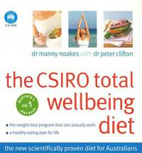 The CSIRO Total Wellbeing Diet by Manny Noakes image