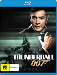 Thunderball (2012 Version) on Blu-ray