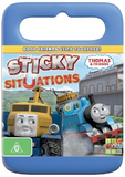 Thomas & Friends - Sticky Situations DVD