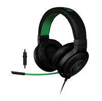Razer Kraken Pro 2015 - Analog Gaming Headset (Black) for PC Games
