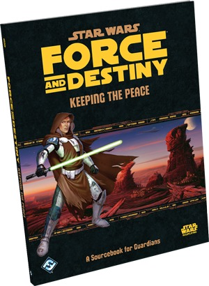 Star Wars Force & Destiny: Keeping the Peace