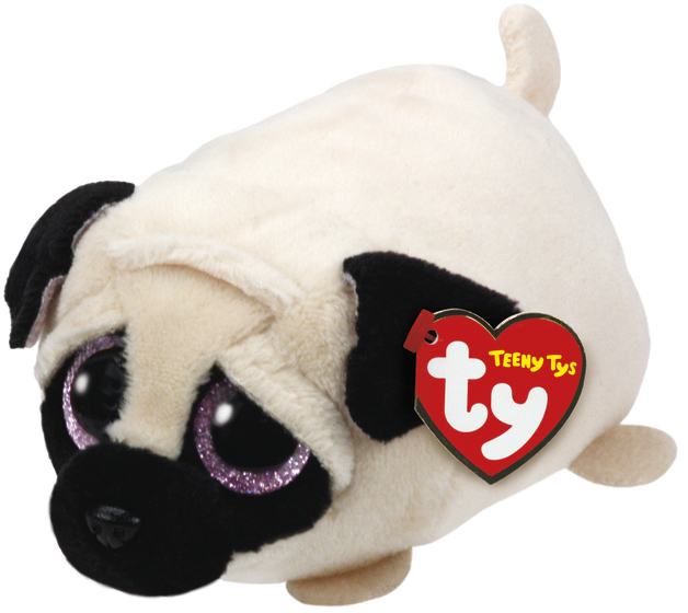 Ty Teeny - Candy Pug Plush