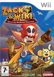 Zack & Wiki: Quest for Barbaros' Treasure for Nintendo Wii image