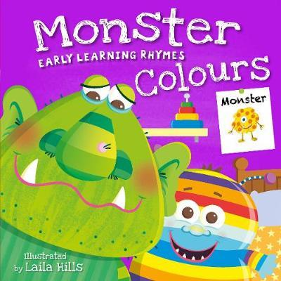 Monster Colours image