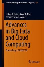 Advances in Big Data and Cloud Computing image