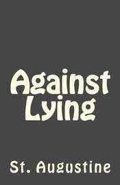 Against Lying by St Augustine