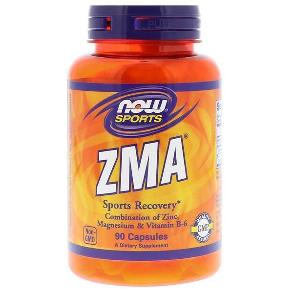 Now Foods ZMA Sports Recovery (90 Caps) image