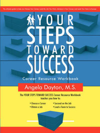 Your Steps Toward Success by Angela Dayton image