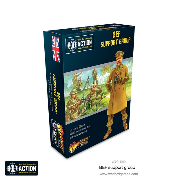 Bolt Action: BEF Support Group