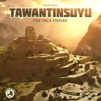 Tawantinsuyu: The Inca Empire - Board Game