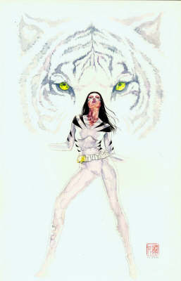 White Tiger: A Hero's Compulsion image