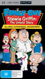 Family Guy Presents - Stewie Griffin: The Untold Story for PSP