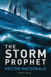 The Storm Prophet by Hector Macdonald image