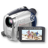 Canon DC210 DVD Video Camera 35x Zoom
