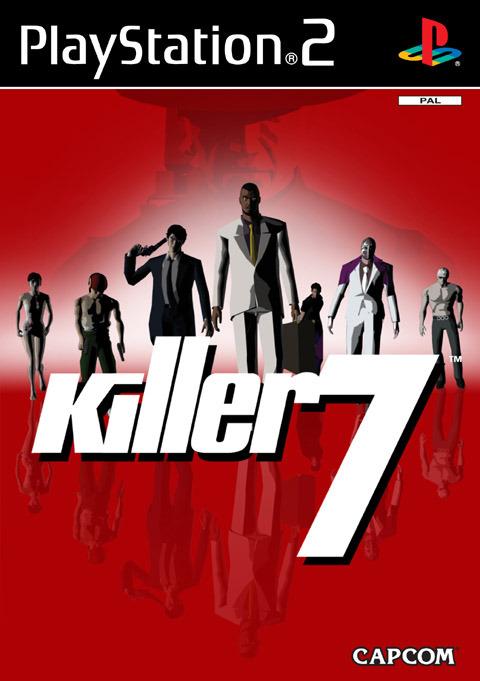 Killer 7 for PlayStation 2