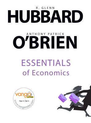Essentials of Economics by R.Glenn Hubbard
