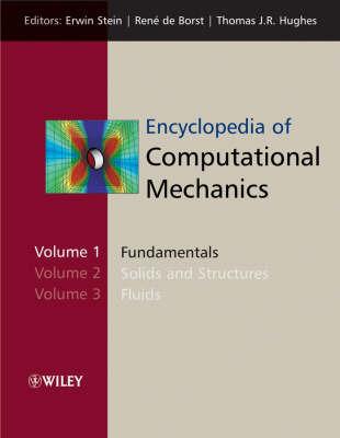 Encyclopedia of Computational Mechanics 3V Set