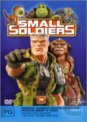Small Soldiers on DVD