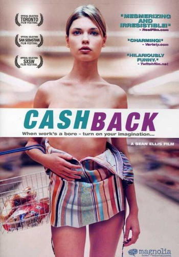 Cashback on DVD image