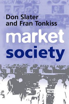 Market Society by Don Slater