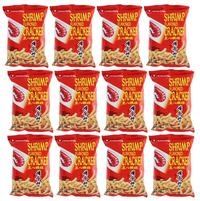 Nong Shim Shrimp Flavoured Crackers 75g (12 Pack) image
