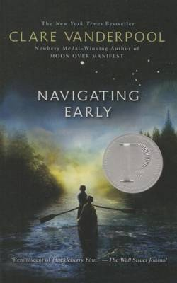 Navigating Early by Clare Vanderpool image