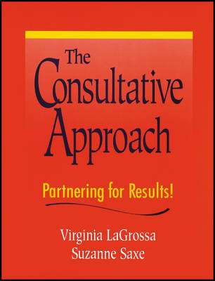 The Consultative Approach by Virginia LaGrossa image
