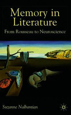 Memory in Literature by Suzanne Nalbantian image