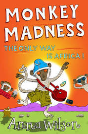Monkey Madness by Anna Wilson image