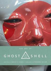 Art of Ghost in the Shell by Insight Editions