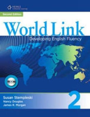World Link 2: Student Book (without CD-ROM) | Susan Stempleski Book