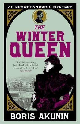 The Winter Queen by Boris Akunin image