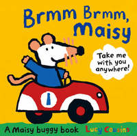 Brmm Brmm, Maisy by Lucy Cousins image