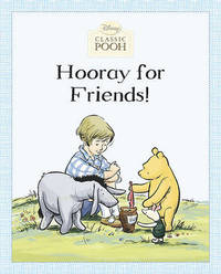 Hooray for Friends! by Laura Dollin image