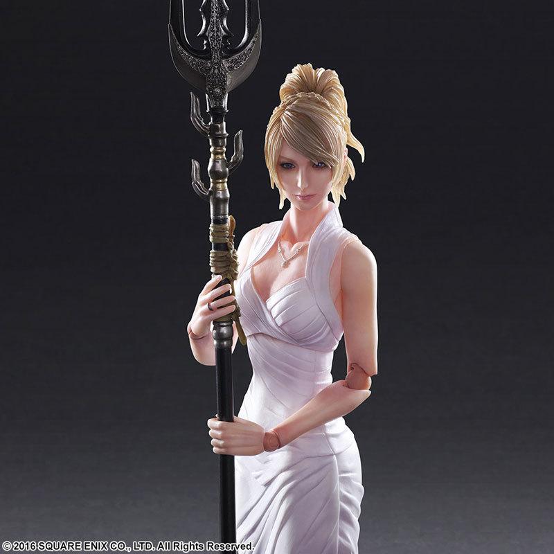 Final Fantasy XV: Lunafreya Nox Fleuret - Play Arts Kai Figure image