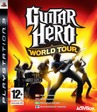 Guitar Hero: World Tour (Game Only) for PS3