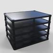 Battle Foam: Magna Rack Large Kit - For Bravo