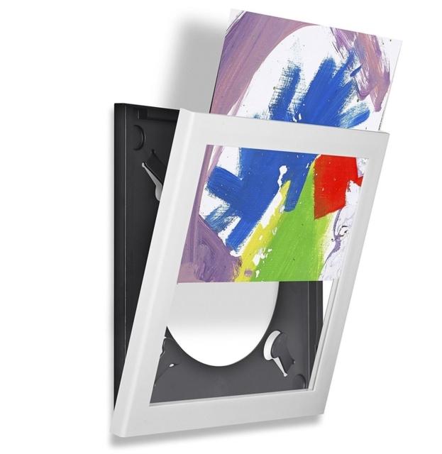 Show & Listen LP Flip Frame (White)