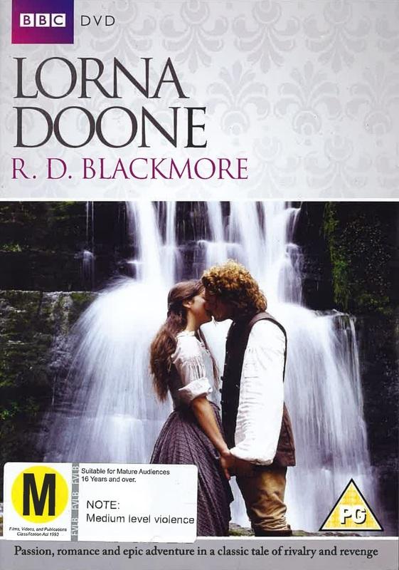 Lorna Doone on DVD