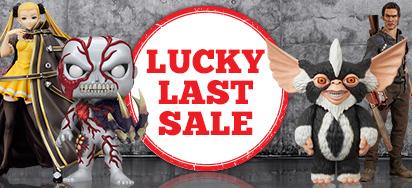 Lucky Last Sale