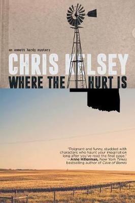 Where the Hurt Is by Chris Kelsey