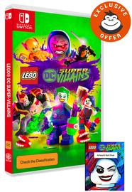 LEGO DC Super Villains for Nintendo Switch