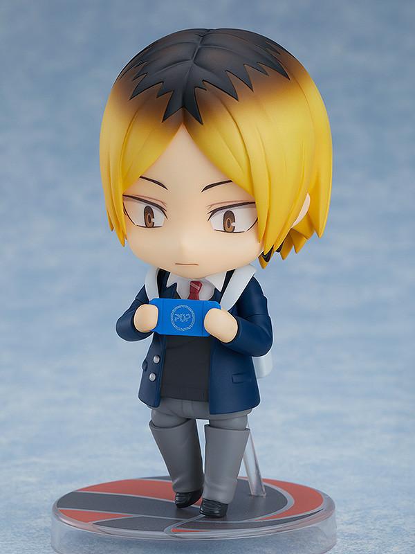 Haikyu!! Kenma Kozume (Uniform Ver.) - Nendoroid Figure image