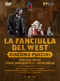 Puccini: La Fanciulla Del West on DVD image