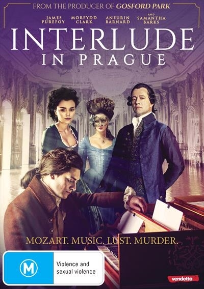 Interlude In Prague on DVD image